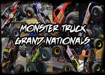 Monster Truck Grand Nationals Tickets